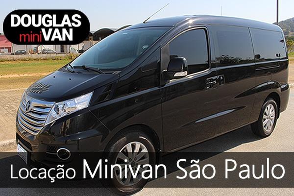 Locação Minivan São Paulo