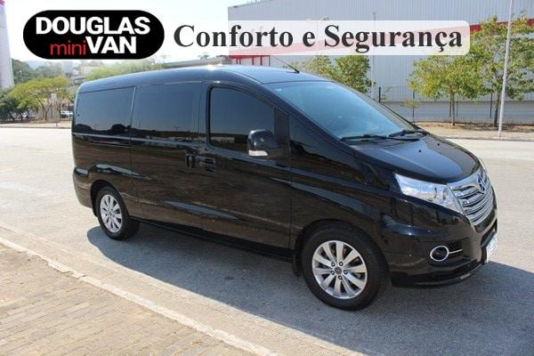 Locação de Minivan Guarulhos