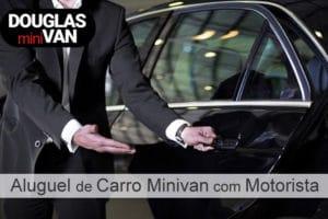 Aluguel de Carro Minivan Tatuapé